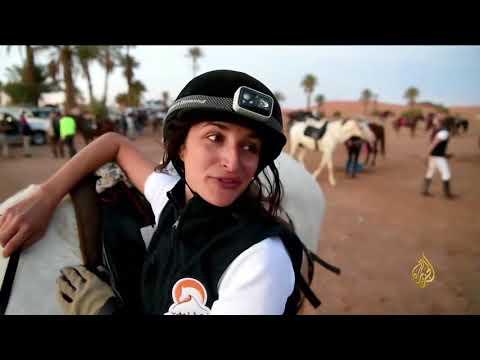 هذا الصباح--تجوال المغرب- رحلة بالصحراء على صهوة الجياد  - 11:23-2018 / 3 / 19