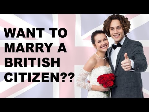 BRITISH CITIZENSHIP BY MARRIAGE | 2019 HD