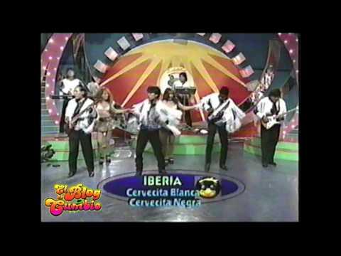 VIDEO: Grupo Iberia - CERVECITA BLANCA CERVECITA NEGRA / EL BLOG DE CUMBIO