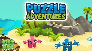 Puzzle Adventures - fast paced jigsaw puzzle fun (Ravensburger Digital GmbH) - Best App For Kids