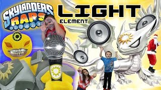 Video Skylanders Raps: LIGHT Element Song (Trap Team Music Video) download MP3, 3GP, MP4, WEBM, AVI, FLV November 2017