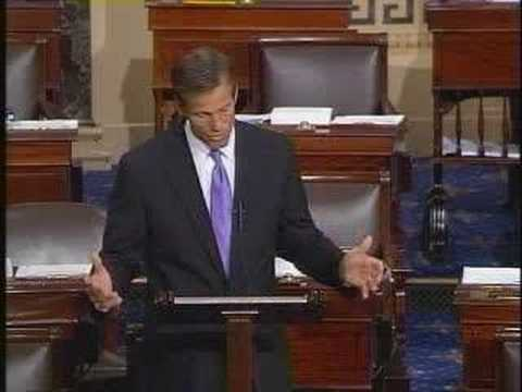 Senator John Thune on Immigration