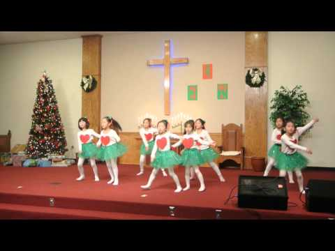 Jesus Hope Church School Christmas Show Part 2 of 3