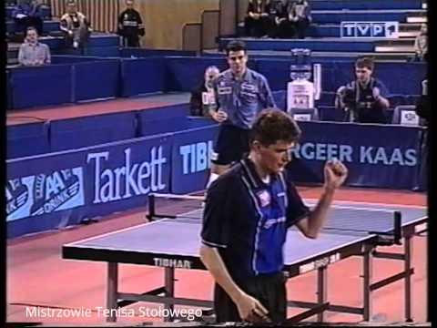 Tomasz Krzeszewski vs Jean Philippe Gatien 1998