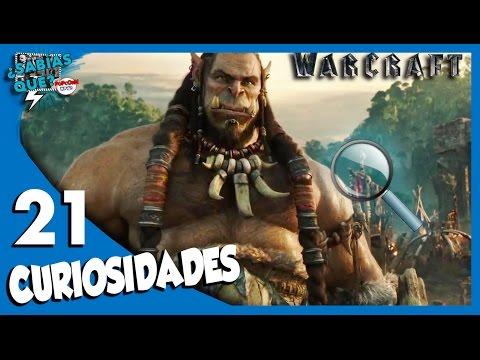21 Curiosidades de Warcraft - ¿Sabías qué..? #31  Popcorn News