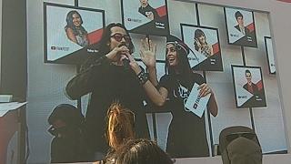 BB ki vines,Technical guruji,Geeky Ranjit Youtube FanFest RedCarpet