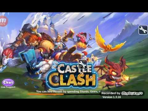 Castle Clash Hero Hack
