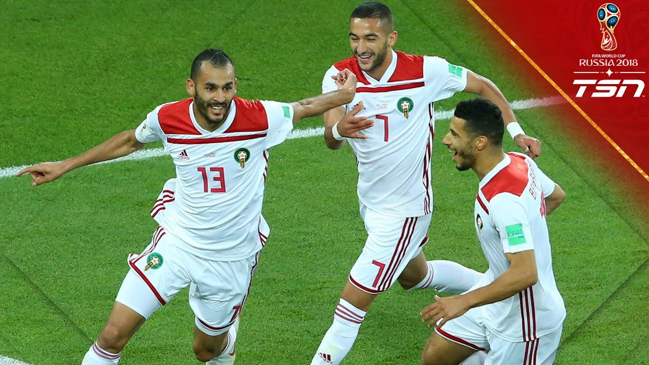 Morocco STUN Spain with opening goal on Matchday 3