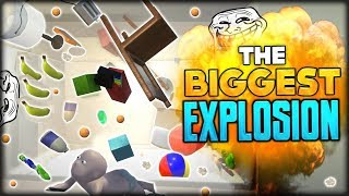 WORLD RECORD: THE BIGGEST EXPLOSION IN THE GAME EVER + GLITCH! | WHO'S YOUR DADDY FUNNY MOMENTS #13