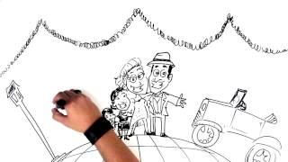 Dado e Carol - Draw - Sugar - Maroon 5