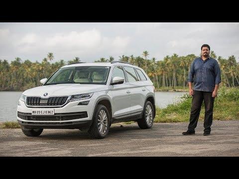 Skoda Kodiaq | India First Drive Review | ZigWheels.com
