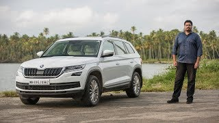 Skoda Kodiaq | India First Drive Review | ZigWheels.com