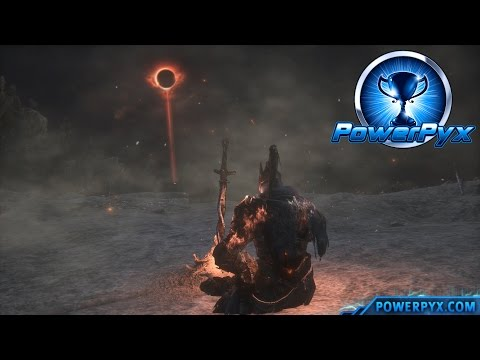 Dark Souls 3 - Ending #1 - To Link the First Flame Trophy / Achievement Guide
