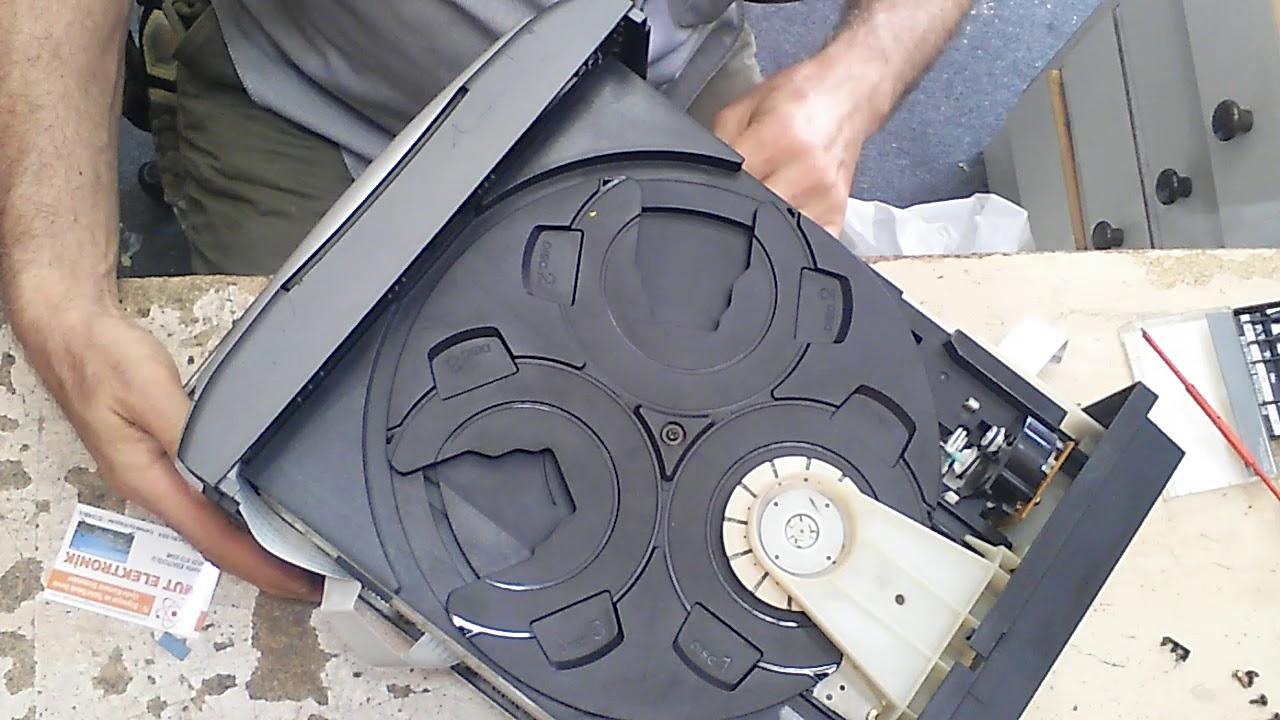 SONY MHC-V 5550 DISC ONARIMI