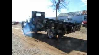 1985 International 1654 S1600 dump truck for sale | sold at auction February 14, 2013