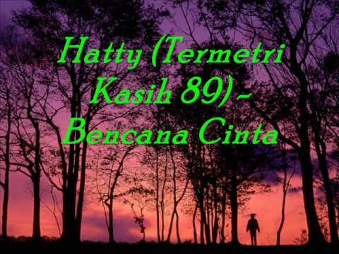 Hatty - Bencana Cinta (Slow Rock 80'an )