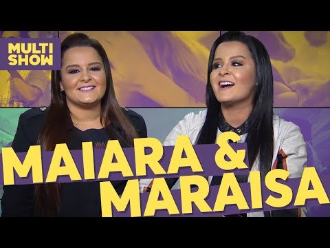 Maiara & Maraisa | TVZ Ao Vivo | Música Multishow