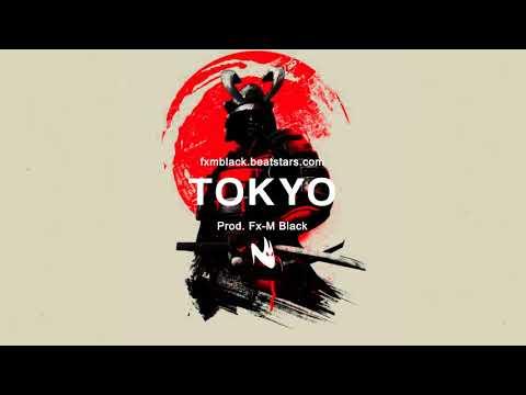 TOKYO - BASE DE RAP DOBLE TEMPO / INSTRUMENTAL DE RAP HIP HOP BEAT (Fx-M Black)