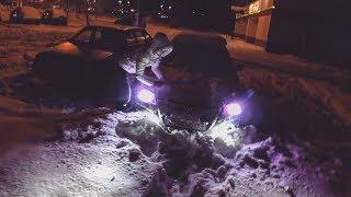Эксплуатация Mazda Rx8 Зимой! Едем Дрифтить.