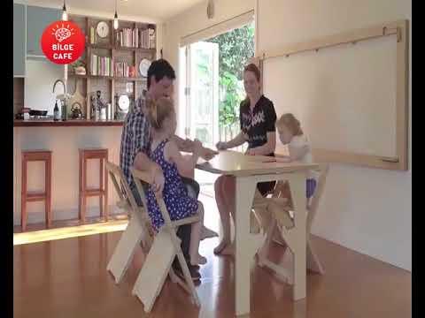 Her eve lazım harika bir masa