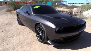 2018 Dodge Challenger T/A 392 SCAT PACK Coupe - Luxury Motorsports (15201A)