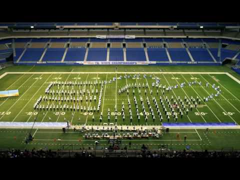 Permian High School Marching Band - 2016 UIL State Preliminary Contest Performance