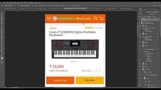 Het Maken van E-Commerce Mobiele App UI-Ontwerp met Behulp van Adobe Photoshop CC 2018