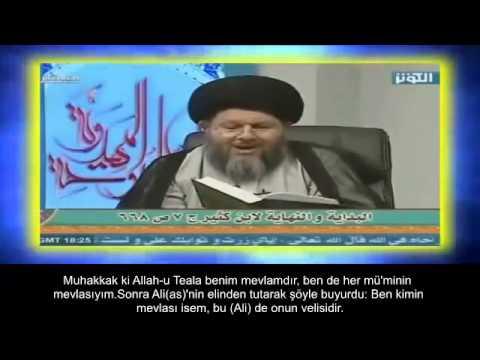 Sekaleyn Hadisi, Allah'ın Kitabı ve İtretim Ehlibeyt'im