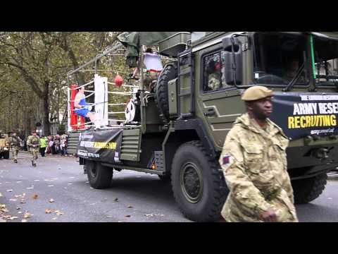 The  Lord Mayor's Show 2014 - Part 2 of 10