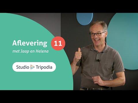 STUDIO TRIPODIA, AFLEVERING 11 (LAATSTE UITZENDING)