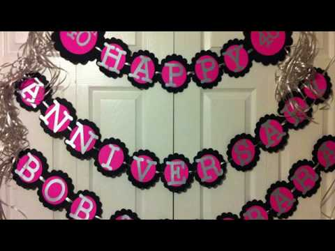 home decorating ideas for anniversary - wedding anniversary decoration idea at home
