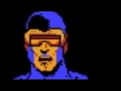 The Uncanny X Men Nes Playthrough Nintendocomplete Youtube