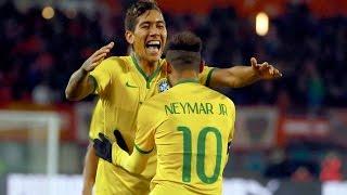Brasil 2x1 Austria - Melhores momentos - Amistoso Internacional 2014 - JrEsportes