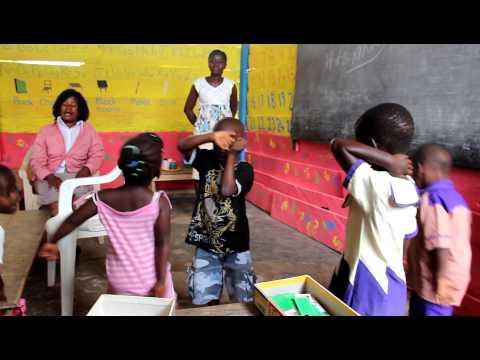 Teaching in Ghana (Sky Grace School / Greater Accra Region)
