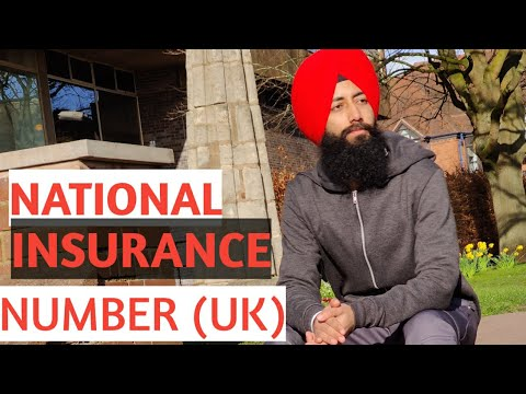 How To Apply National Insurance Number ( NIN )? You Can't Work Without Tax Number In England ,UK 🇬🇧