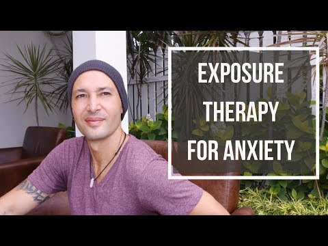 Exposure Therapy For Anxiety Done Right (STEP BY STEP)