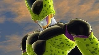 Dragonball Raging Blast 2 - The Evolution of Cell