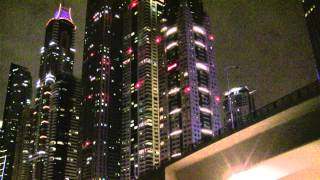 Ночной Дубай  Марина(, 2014-01-18T17:43:11.000Z)
