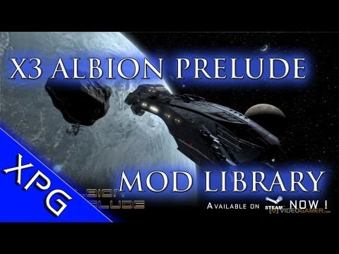 ★ Mod Library (Steam Game) - X3 Albion Prelude Massive Space Sandbox