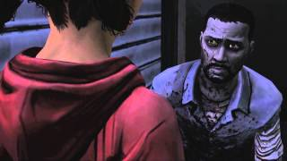 (Sony Vegas Test)  The Walking Dead: Lee & Clementine - In the Water