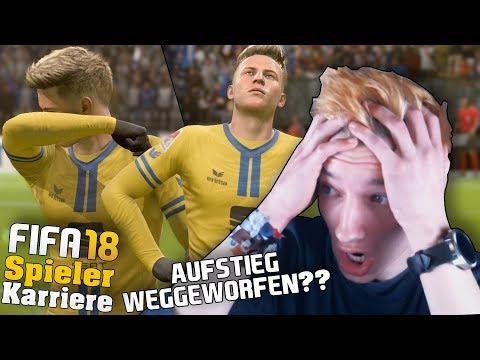 JETZT KÖNNTE ICH AUCH KAPITÄN WERDEN 🔥 Fifa 18 Spielerkarriere mit Story