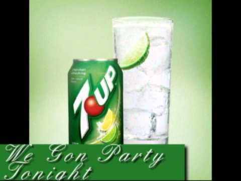 7UP Commercial Song 2012 We Gon Party