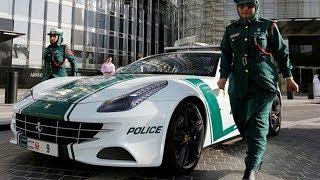 DUBAİ Polisinin Kullandığı MİLYON DOLARLIK Arabalar