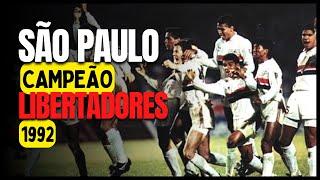 Final da Taça LIbertadores 1992