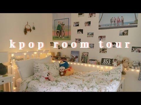 kpop room tour | 2018