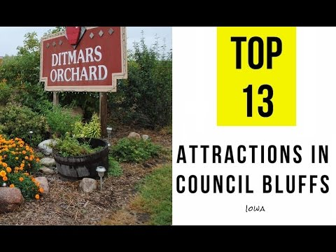 Top 13. Tourist Attractions & Things To Do In Council Bluffs, Iowa