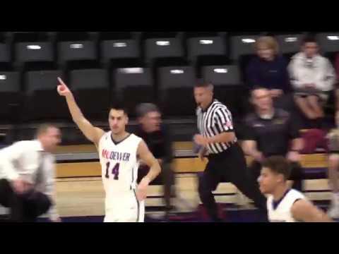 Men's Basketball vs Colorado Mesa - MSU Denver