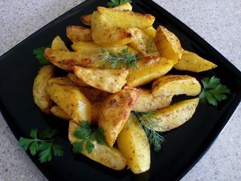 Картошка в духовке Все рецепты России