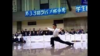 金光進陪 吉田奈津子組 ルンバ 2010年度ツバメ杯デモ.
