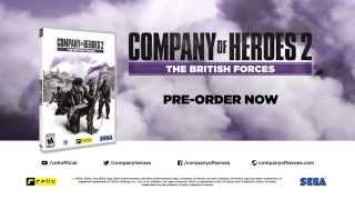 Company of Heroes 2: The British Forces - Know Your Units: Centaur Trailer [HD 1080P]